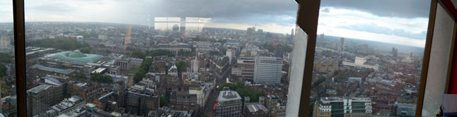 West from Centre Point